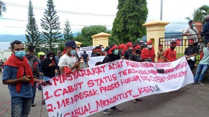 Lama Ditangani Gakkum LHK Wilayah Maluku Papua, Jaksa Ambil Alih Kasus Hutan Adat Sabuai