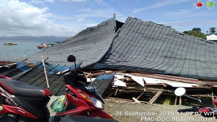 1.006 Gempa Susulan Gempa Ambon Terjadi hingga Jumat Pagi Ini, 110 Kali Dirasakan