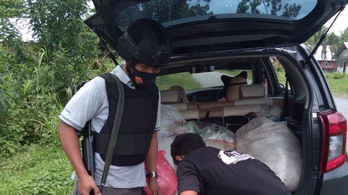 Razia Miras di Maluku Tengah saat Pandemi, Polisi Sita 470 Liter Sopi