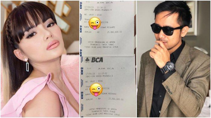 Celana Dalam Bekas Dinar Candy Laku Terjual, Ini Sosok Bobby Tria Sanjaya yang Rela Bayar Rp 50 Juta