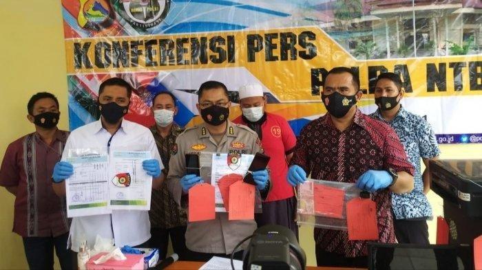Terungkap Oknum Jual Beli Surat Hasil Rapid Test Palsu di Lombok, Dipatok Rp 100 Ribu per Lembar