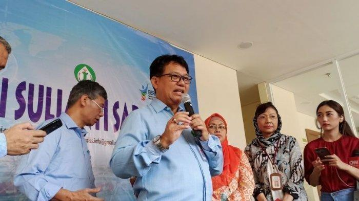 Pasien Corona Kasus 01 di Indonesia Sembuh dan Akan Dipulangkan dari RSPI Sulianti Saroso Sore Ini