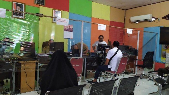 Kantor Disdukcapil Ambon kembali Beroperasi di Tengah Pandemi Covid-19, Daftar Khusus Senin Rabu