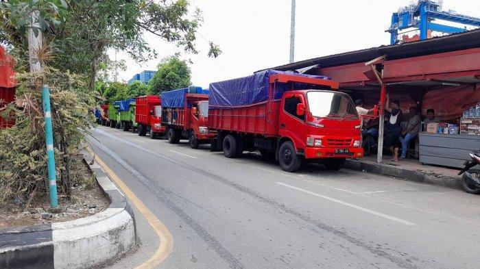 PT Pelindo Diminta Siapkan Lahan Parkir Bagi Truk di Pelabuhan Yos Sudarso