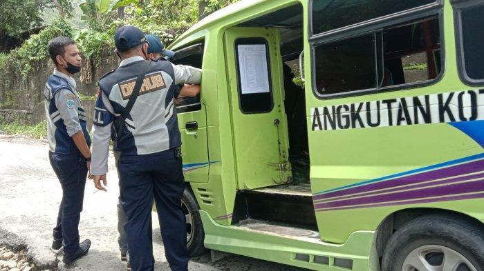 Dishub Ambon Gencar Patroli Angkot, Awasi Penerapan Tarif Baru
