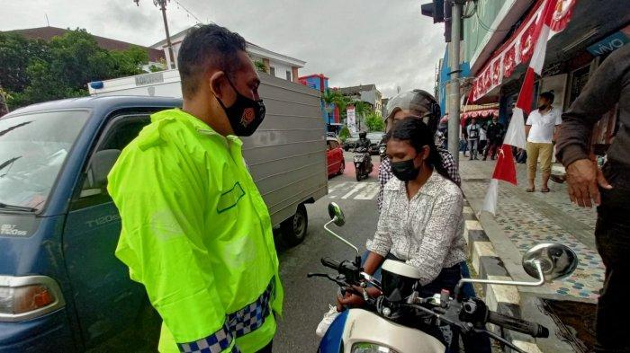 Siapkan SIM dan STNK, Mulai Besok Polisi Razia di Jalanan Ambon dan Sekitarnya