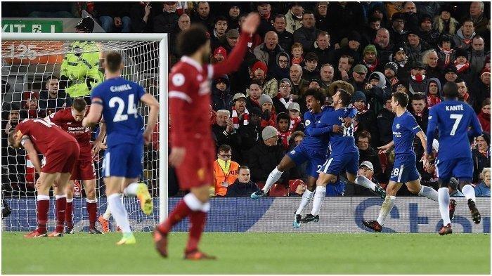 Hasil dan Update Klasemen Liga Inggris: Chelsea & Leicester Tergelincir, Peluang MU 3 Besar Terbuka