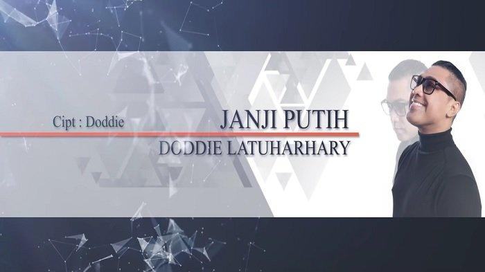 Download Lagu Ambon MP3, Janji Putih - Doddie Latuharhary, Lengkap Lirik dan Video