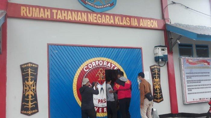 Tertangkap di Jakarta, DPO Kasus Korupsi Hartanto Hoetomo Langsung Masuk Rutan Ambon