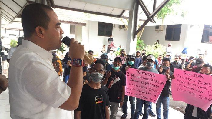 DPRD Akan Undang Polresta Bahas Kasus Pembunuhan Husin Suat