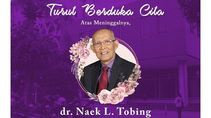 KABAR DUKA dr Naek L Tobing Meninggal Dunia, Ini Deretan 25 Dokter yang Gugur karena Wabah COVID-19
