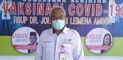 RSUP Dr J Leimena Ambon Siapkan 4 Ruangan Vaksinasi untuk Vaksin Gratis