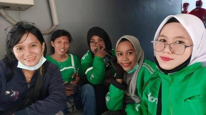 Cerita Driver Ojol Perempuan di Ambon, Cancel Orderan Hingga Digodain Penumpang