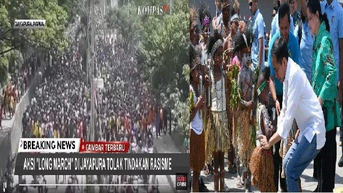 Terkini Rusuh di Manokwari, 2 Tokoh Penting Ambil Sikap, Jokowi ke Papua, Ketua Adat Bikin Rencana