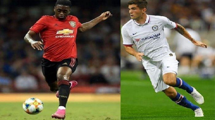 Jadwal Liga Inggris Minggu 11 Agustus 2019, 3 Partai, Big Match MU vs Chelsea: Duel Pemain Anyar Ini