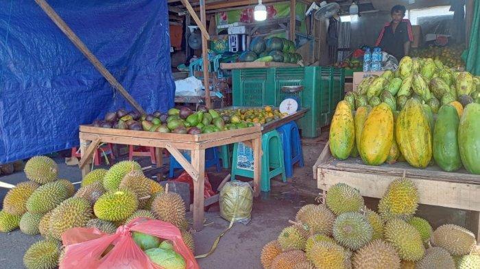 Siap-Siap, Jelang Idul Fitri Ambon Banjir Durian