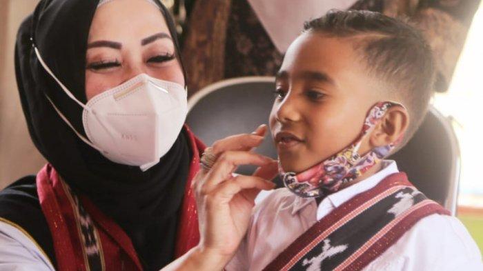 Widya Murad Ismail Apresiasi Perjuangan Guru PAUD di Maluku Barat Daya: Saya Menaruh Hormat