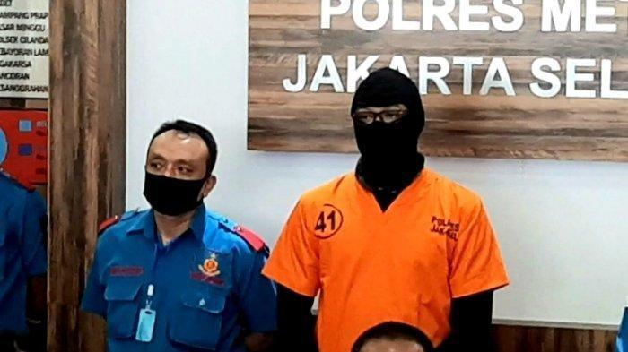 Dwi Sasono Ditangkap Bersama Barang Bukti 16 Gram Ganja, Begini Kronologisnya