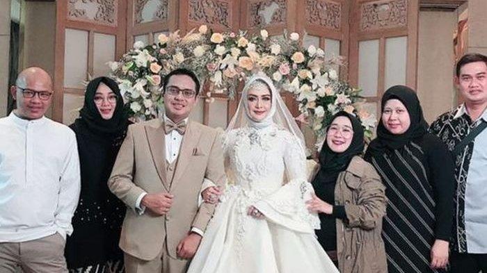 Doa Eddies Adelia yang Menikah Lagi dengan sang Mantan Suami, Akad Nikah Dihadiri Keluarga Inti