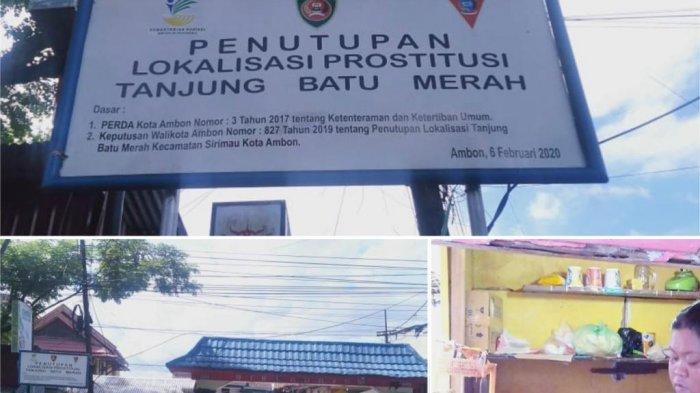 Jalan-Jalan ke Eks Prostitusi Ambon, Ditanya Wanita Bertato: Kaka' Cari Kos Ato Ledis-kah