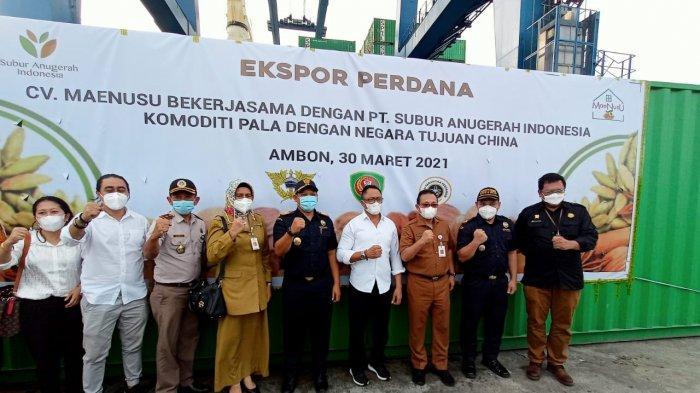21 Tahun Penantian, Maluku Akhirnya Ekspor Pala Senilai 215 Juta USD