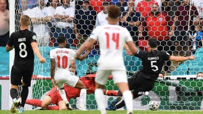 Hasil Inggris vs Jerman di Euro 2021, Three Lions Menang 2-0