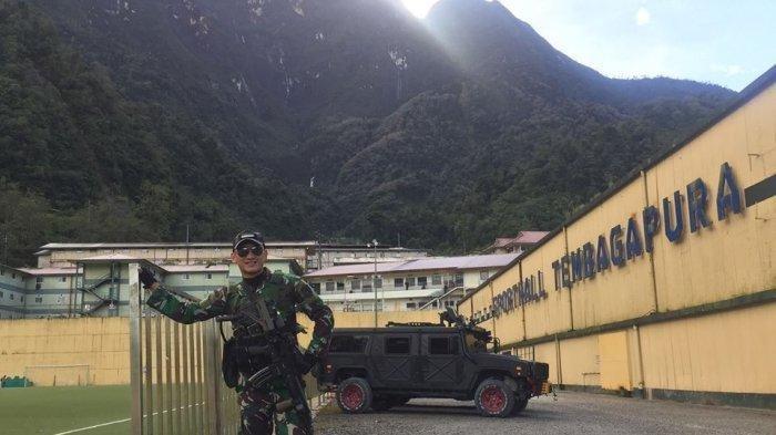 Tangisan Ibu Mengeras Prajurit Kopassus Gugur Ditembak KKB Papua, Arsip Coretan Erizal untuk Kekasih