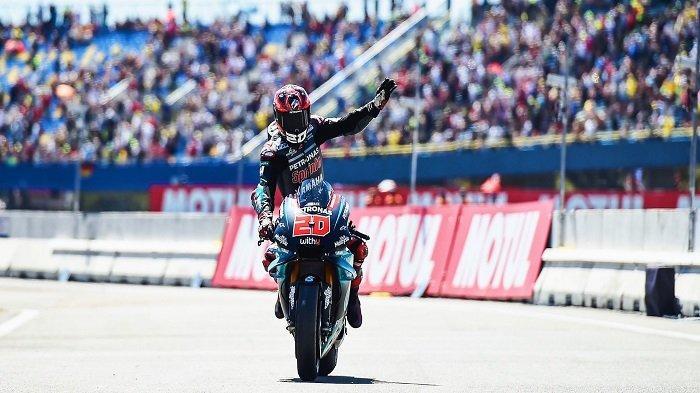 LIVE Dijamin Seru, Balapan Terakhir MotoGP Valencia 2019, Ajang Quartararo Jauhi Rossi, Link Live TV