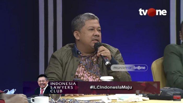 Jokowi Akan Jadi Orang Pertama yang Disuntik Vaksin, Ini Komentar Fahri Hamzah