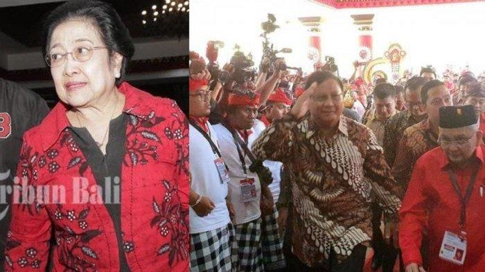 Megawati Off The Record, Risma Rela Naik Ojek, Prabowo Disambut, Ini Fakta Kongres PDIP di Bali