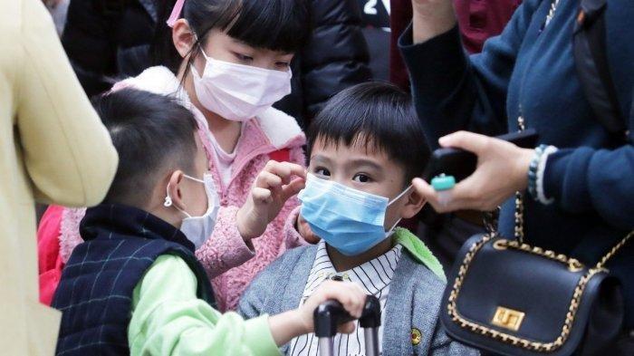 Waspada Tiga Gejala Utama Infeksi Virus Corona Pada Anak-anak, Termasuk Nyeri Perut