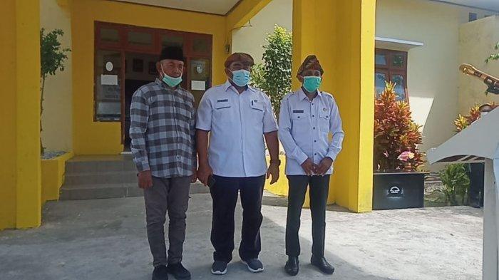 Serah Terima Camat Fena Leisela, Kabupaten Buru Maluku, Sekda; Mesti Bangun Komunikasi