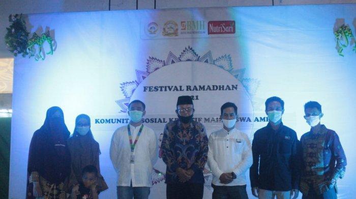 Minggu Kedua Ramadhan, Komunitas Sosial Kreatif Maluku Gelar Festival Ramadhan