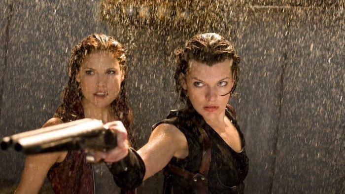 Tayang di Bioskop TransTV Sabtu, 14 Maret 2020 Pukul 19.00 WIB, Berikut Sinopsis Film Resident Evil