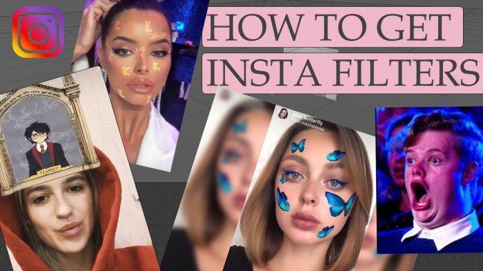 Cara Membuat Filter Instagram Story di HP, Mudah Cukup Download Aplikasi Ini!
