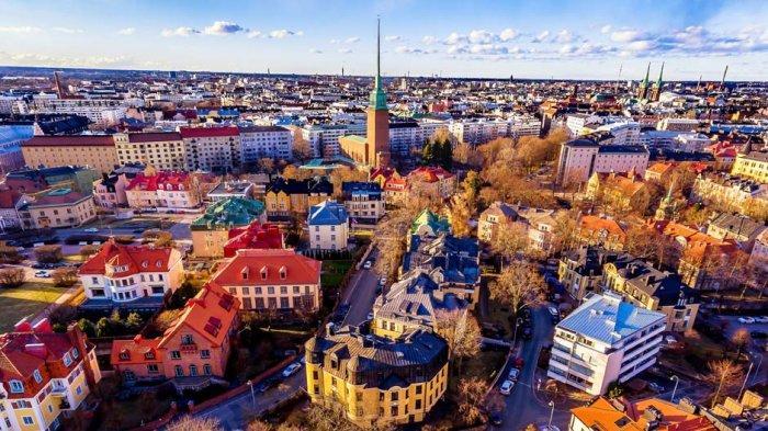 Finlandia Dinobatkan Jadi Negara Paling Bahagia di Dunia, Bandingkan Fasilitasnya dengan Indonesia!