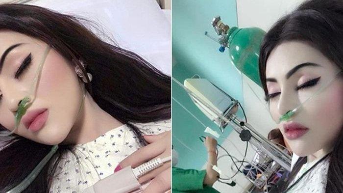 Viral Wanita Tetap Pakai Make Up Lengkap saat Dirawat di Rumah Sakit, Gara-gara Mau Dijenguk Pacar