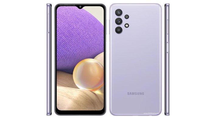 Harga Terbaru HP Samsung Bulan Juni 2021: Galaxy A32 5G Dibanderol Rp 3,9 Jutaan