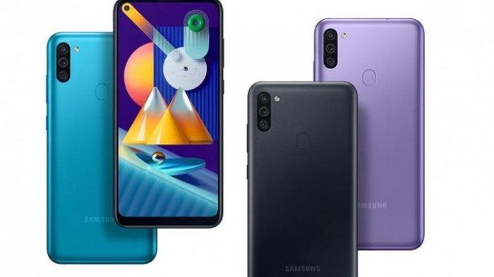 TERBARU Harga Hp Samsung 26 Mei 2020, Mulai Dijual di Indonesia: Samsung Galaxy M11 Rp 1,9 Juta