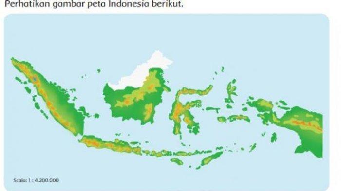 Samakah Kondisi Penduduk di Seluruh Wilayah Indonesia? Jawaban Tema 7 Kelas 4 SD, Hal 21, 24 dan 28