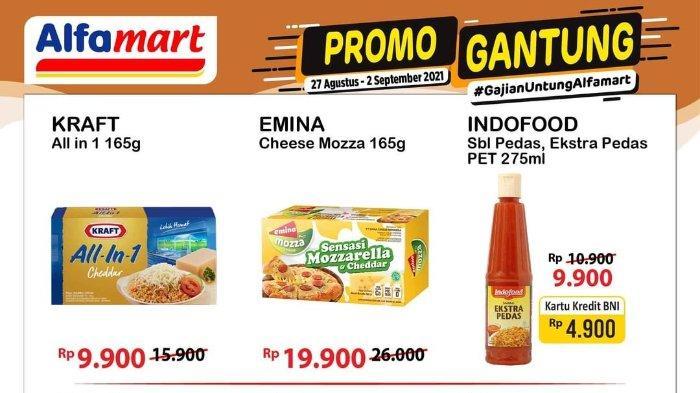 Promo Gantung Alfamart Masih Berlaku 30 Agustus 2021: Indofood Sambal Ekstra Pedas 275ml Rp 4.900