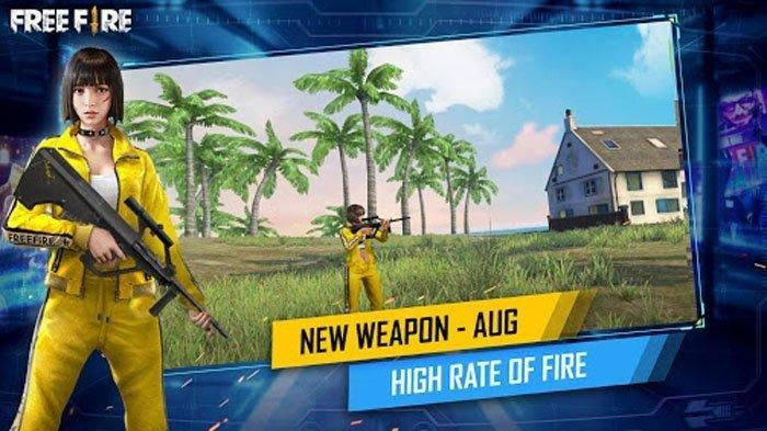 Kode Redeem Free Fire FF 12 Agustus 2020: Famas Vampire Weapon Lote Crate dan Bundle Eternal Diamond