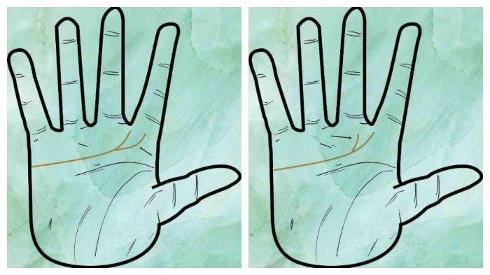 Tes Kepribadian: Bentung Garis Telapak Tanganmu Tunjukkan Tipe Pasangan yang Cocok Untukmu!