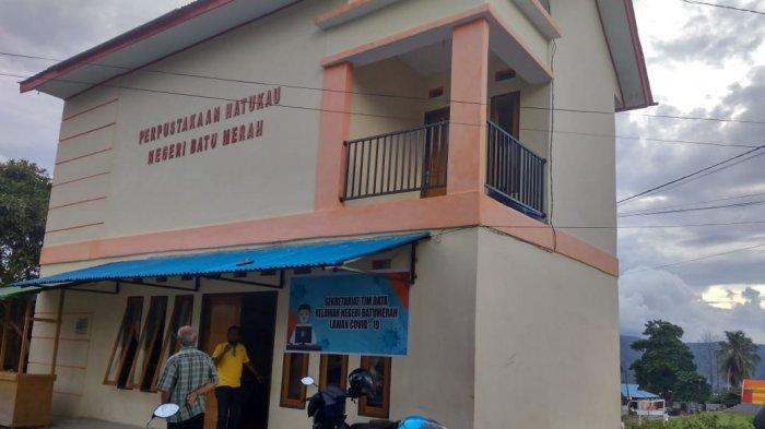 Perpustakaan Umum di Batu Merah Ambon Dijadikan Tempat Isolasi Covid-19, Sempat Diprotes Warga