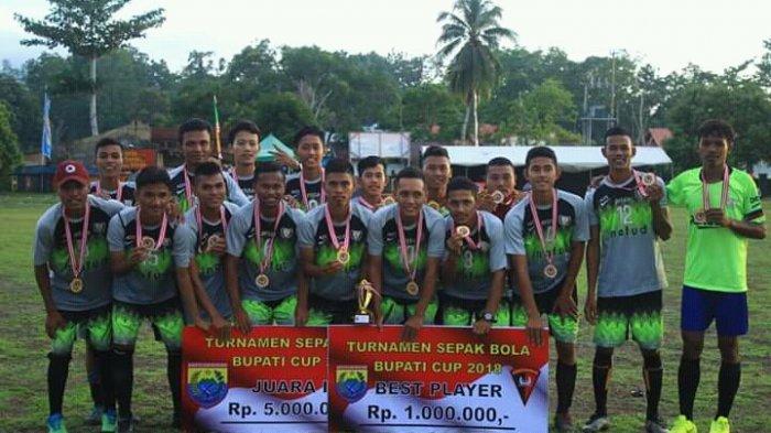 Gemba Football Club Jadi Salah Satu Klub Bola yang Akan Tampil di Liga 3Regional Maluku