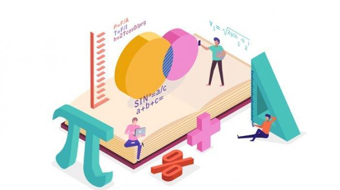 Jawaban Soal Belajar dari Rumah TVRI Kamis,14 Mei 2020 Materi Transformasi Geometri Rotasi untuk SMA