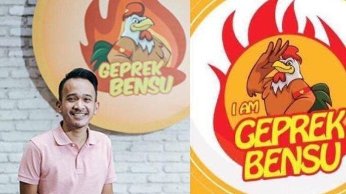 Ruben Onsu Tak Ganti Nama 'Geprek Bensu', Pihak Benny Sujono: Kalau Memang Salah, Ya Salah!