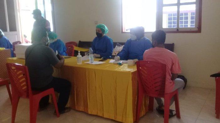Gelar Vaksinasi Tahap II, Dinkes Maluku Tenggara Sasar Warga Kei Kecil