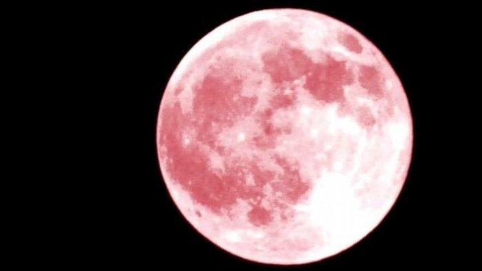 Fenomena Langit Malam Ini, Bulan Purnama Strawberry dan Gerhana Bulan Penumbra, Apa Itu?