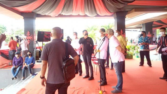 Jadi Perayaan Terakhir di Masa Jabatan, Louhenapessy Antusias Pantau Persiapan HUT Kota Ambon